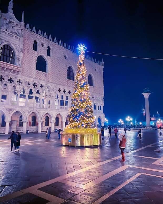 Фантастическая Венеция на фотографиях Марко Гаджио