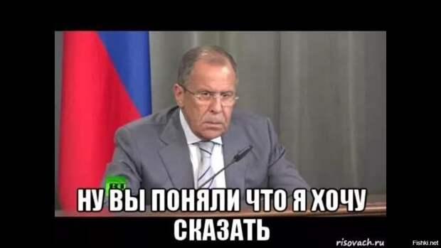Лавров уверен, что доказательства по инциденту с Навальным так и не будут предъявлены.
