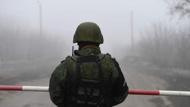 Басурин рассказал, когда началась эскалация ситуации в Донбассе