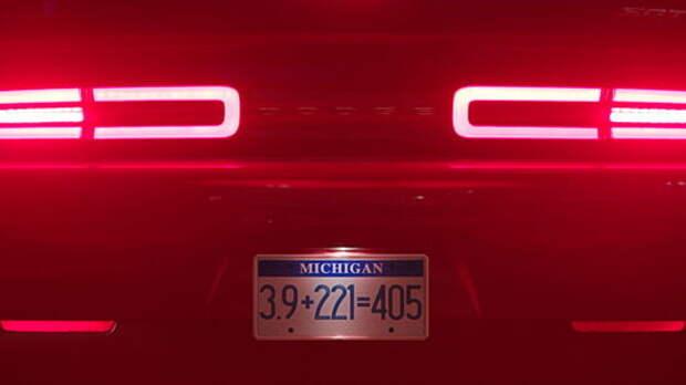 Сумасшедший Dodge SRT Demon подал голос