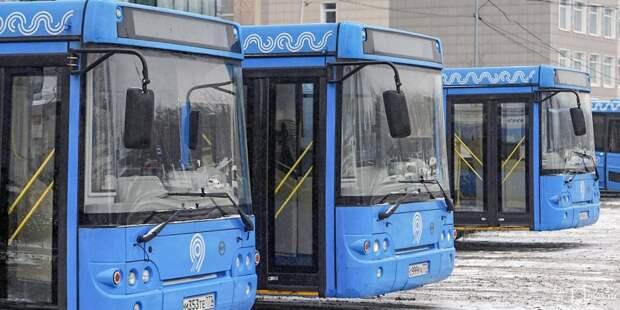 Экспресс-автобусы от станции «Ховрино» до «Шереметьево» будут курсировать чаще