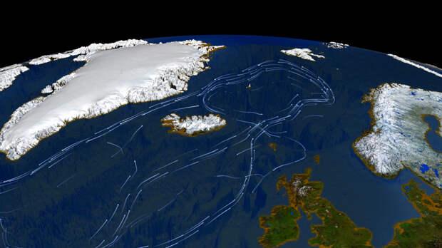 Гольфстрим слабеет: Западной Европе (и Мурманску) грозит замерзание?