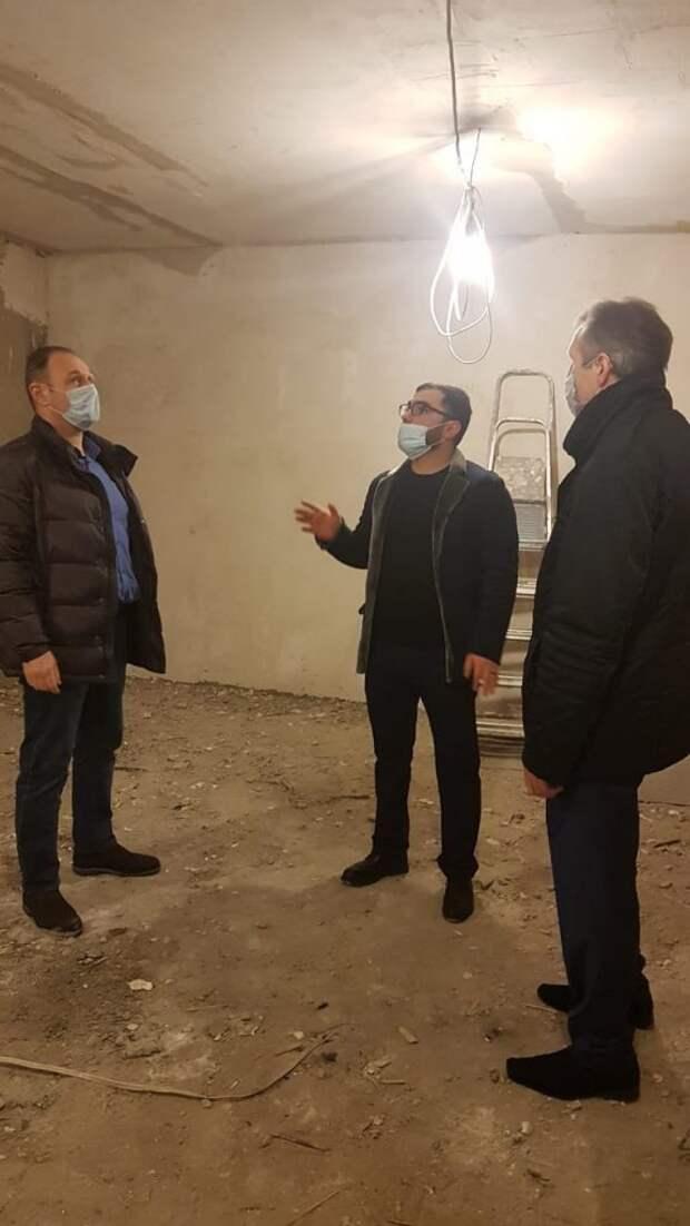 Пострадавшая от пожара на Дежнева вернется в обновленную квартиру