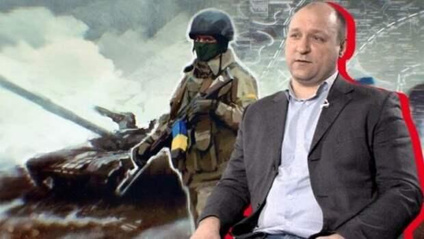 Новости стационара:Эксперт Кухар назвал четыре военных сценария Украины против России!
