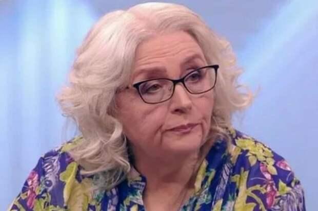 Татьяна Власова: Цымбалюк-Романовская беспомощна и защищается ложью