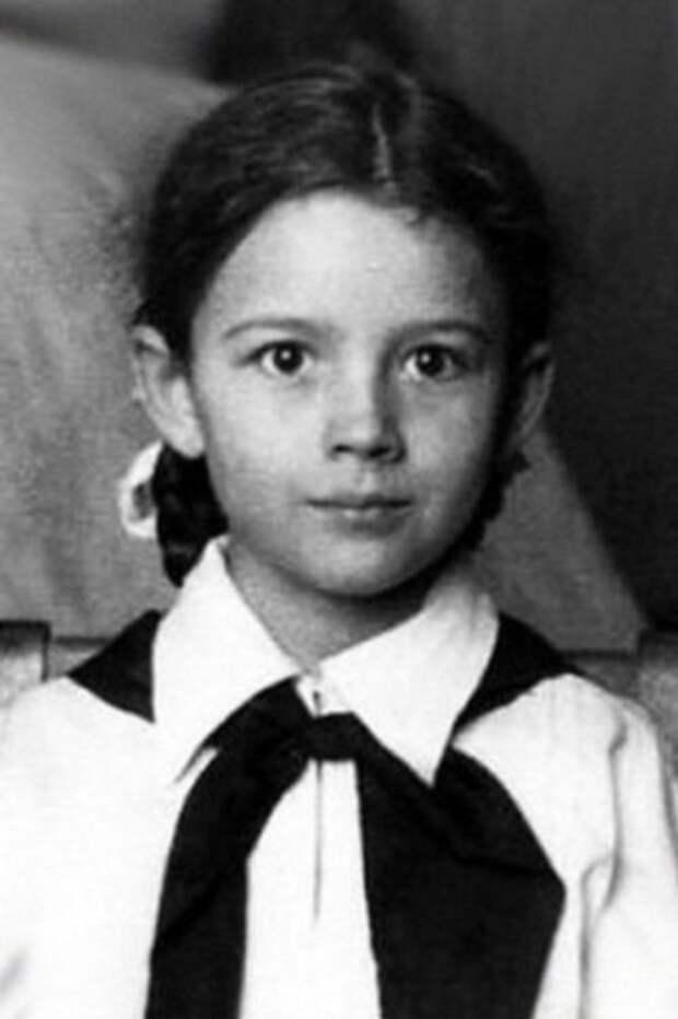 8. Наталья Варлей СССР, детские фото, кумиры, леонов, миронов, советские актеры