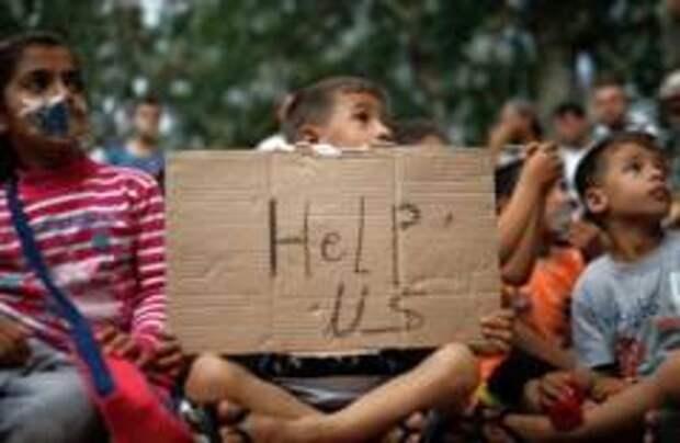 Полторы тысячи детей-мигрантов пропали в Нидерландах