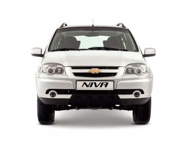 GM-АВТОВАЗ снизил поставки Chevrolet Niva на 19% в 2014 году