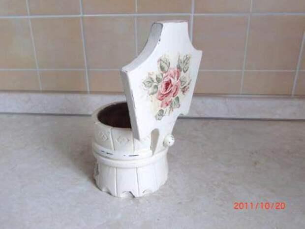 Переделка обычной кухни в стиль шебби-шик своими руками