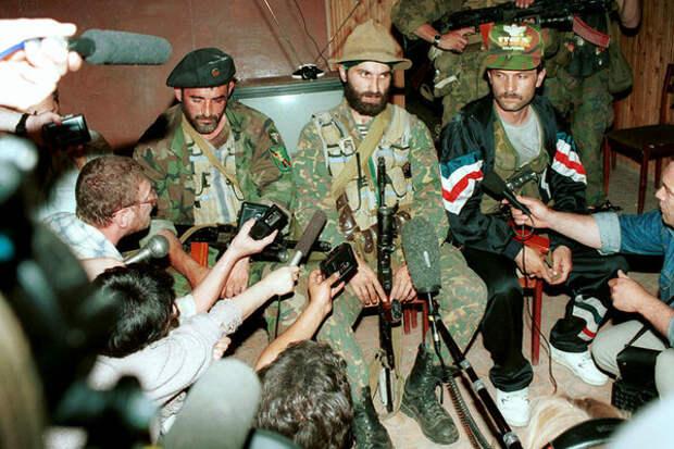 Что стало с чеченскими боевиками, напавшими на Буденновск?
