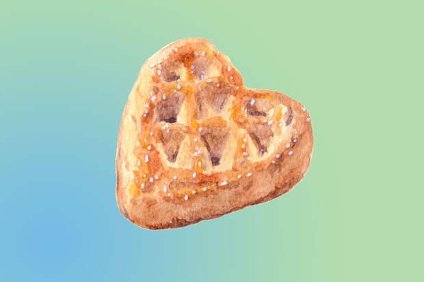 Печенье на фруктозе —рецепт и состав