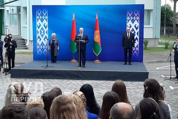 Лукашенко «объединил» Россию и Белоруссию