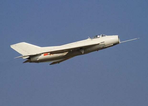 Китай переделал советские истребители в беспилотники...
