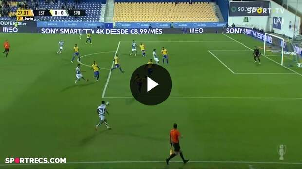 Highlights: Estoril Praia 0-1 Sporting (Liga 21/22 #6)