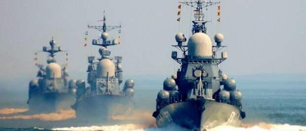 Русскую эскадру ждут в Индийском океане
