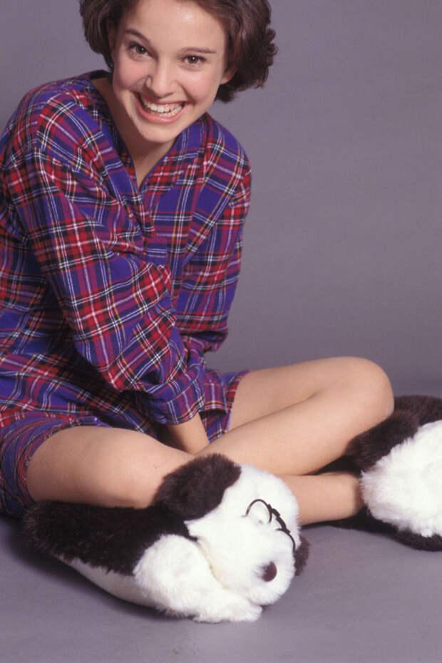 Натали Портман (Natalie Portman) в фотосессии Кена Вайнгарта (Ken Weingart) (1994), фото 2