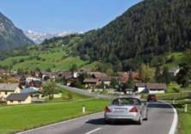 Австрия повысит скорость на дорогах