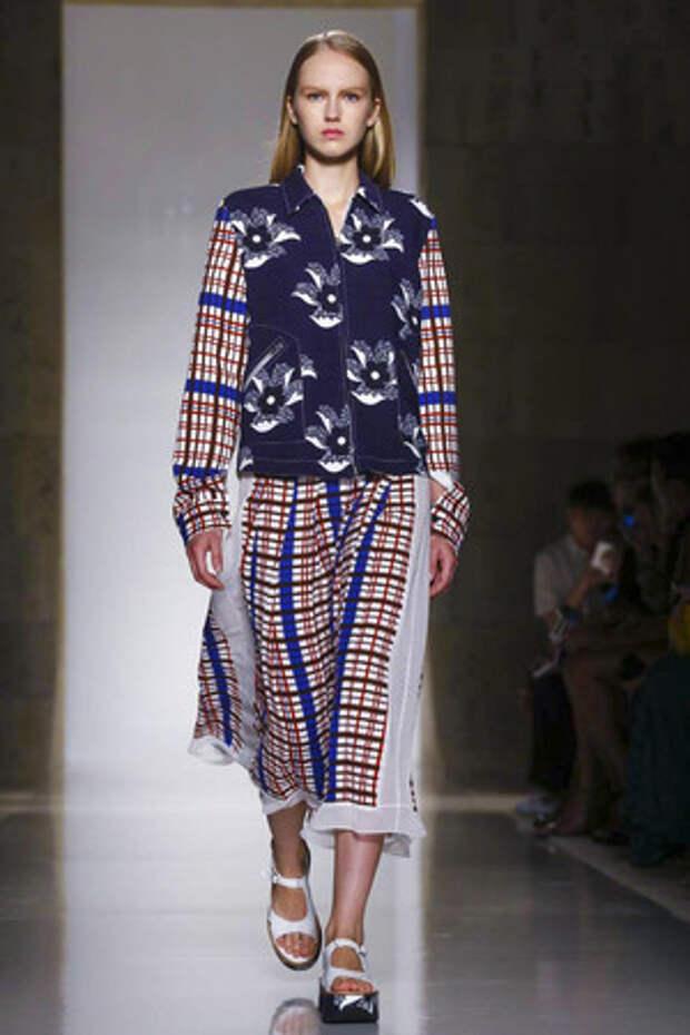 Неделя моды в Нью-Йорке: Стиль
