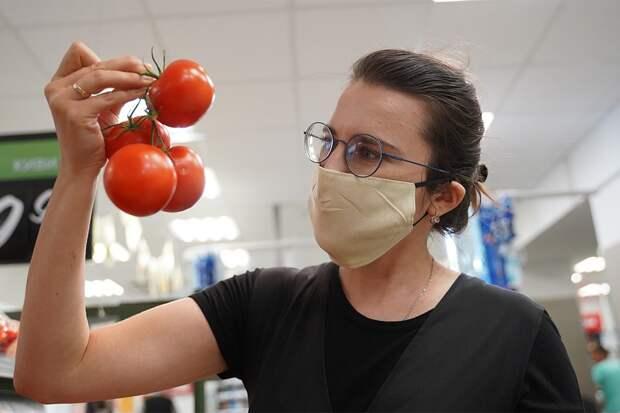 На долю Азербайджана приходилось 38% импорта томатов в Россию.