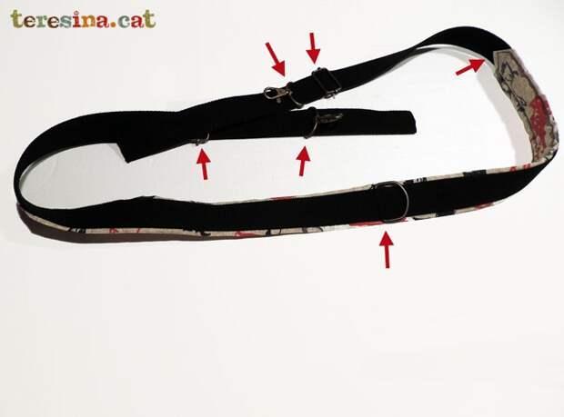 выкройка рюкзачка мастер класс как сшить сумку