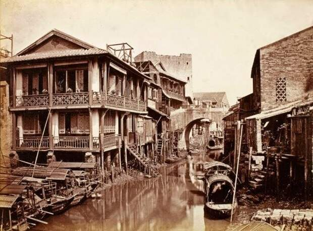 Канал 1870 г.