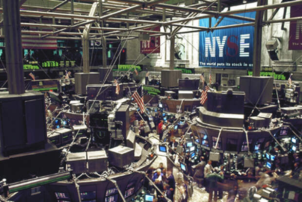 NYSE, photo by Jean Beaufort