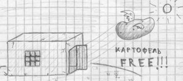 Картофель free