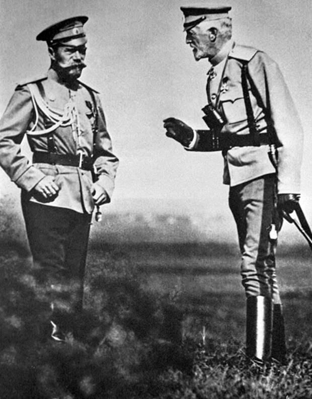 «великое отступление» 1915-го, и чем оно отличается от 1941-го