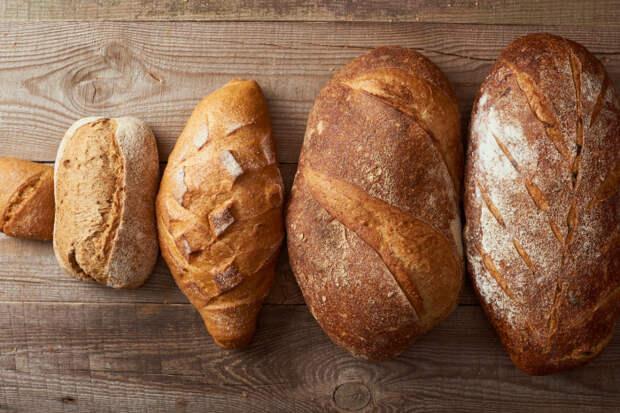 Вкусный безглютеновый хлеб. \ Фото: ivona.bigmir.net.