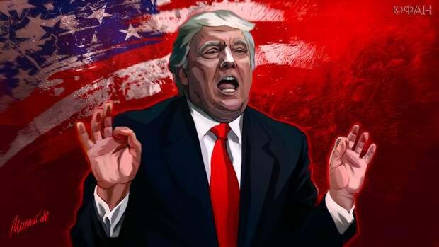 Трамп не потерпит поддержки национальных движений в США — тем более со стороны Мексики