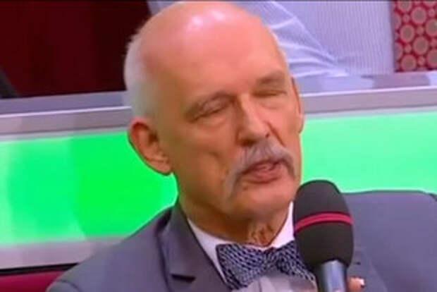 Латыш в адрес России на российском ТВ: Получите по морде так, что мало не покажется