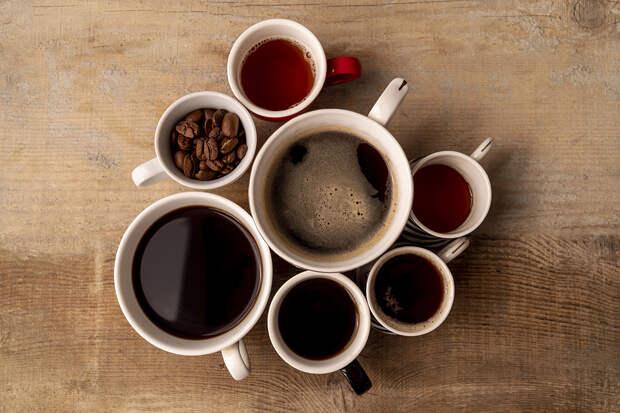 Кофе приводит к истощению нервной системы