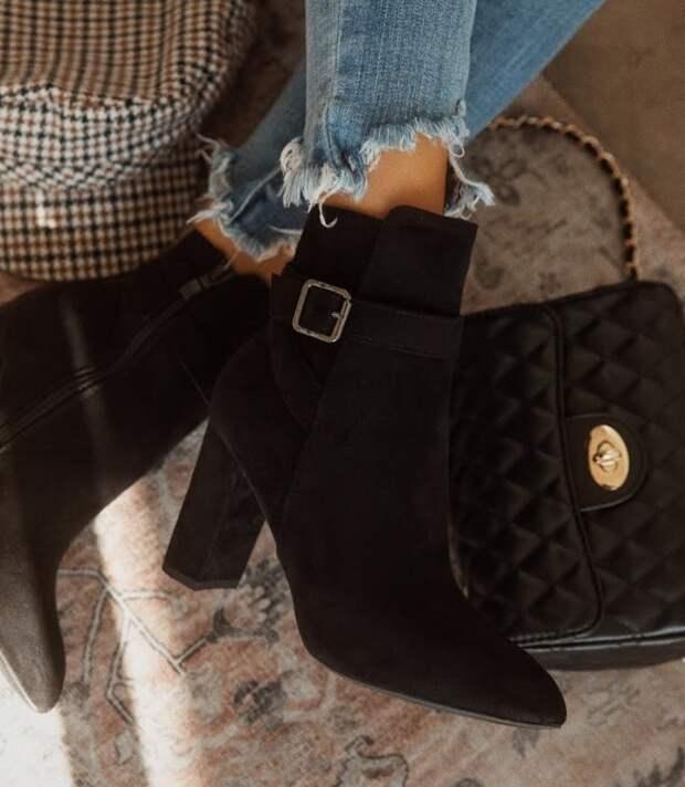 Обувь на каблуке осень-зима 2020-2021: трендовые модели и 13 стильных новинок