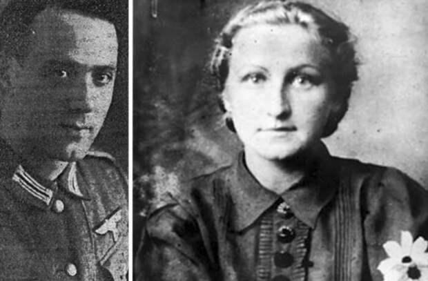 История простой советской девушки и немецкого офицера.