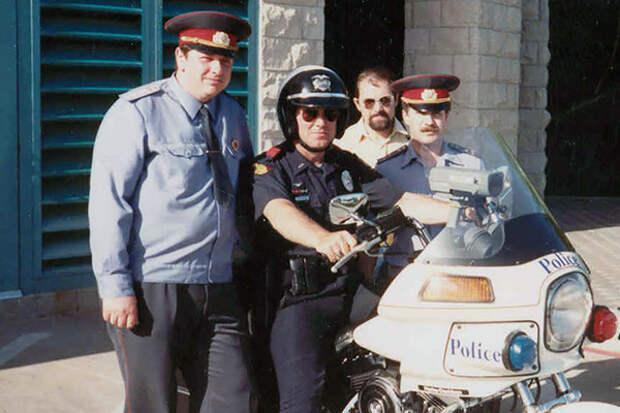 «Американцы были в восторге от нашей водки» Как советские милиционеры  посетили Америку. 1992 г.