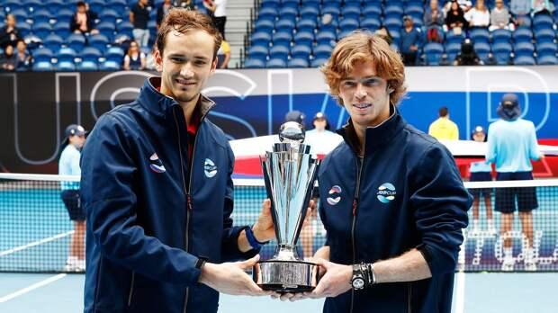 Эксперты оценили шансы теннисиста из России выйти в финал Australian Open и выиграть его
