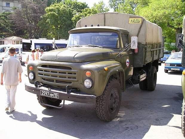 ЗИЛ-431410 – доработанная легенда советского автопрома