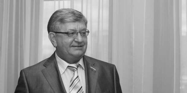 Не стало экс-сенатора Беспаликова