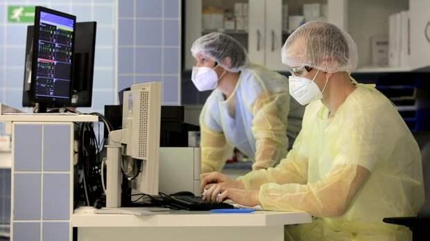 Число коронавирусных больных в петербургских реанимациях превысило 400