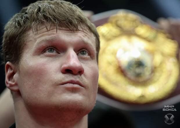 Поветкин проиграл Уайту нокаутом и утратил титул WBC