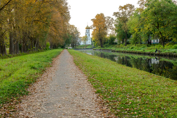 Цнинский канал, Вышний Волочек