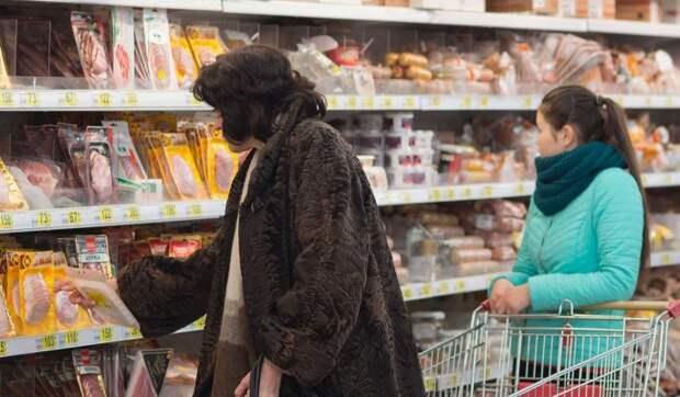 Рост цен на продукты в России установил рекорд