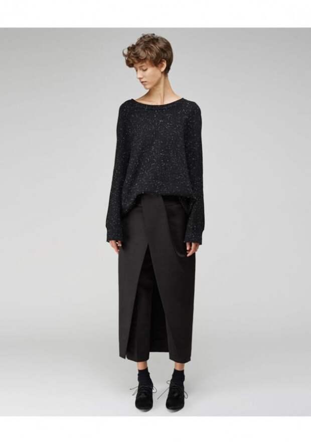 современные юбки брюки