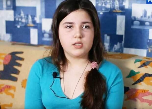 Мари-Изабель, внебрачная дочь Абдулова