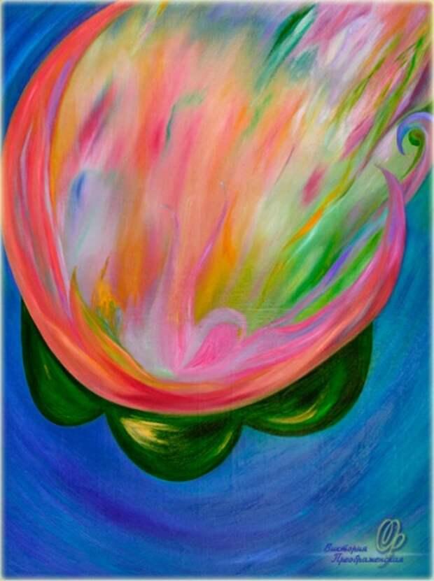 Цветок Духовных Превращений