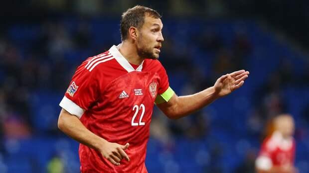 Сборная России назвала соперников по контрольным матчам в июне перед чемпионатом Европы