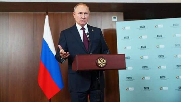 Китайцев впечатлили слова Путина насаммите БРИКС