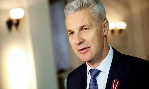 Министр обороны Латвии: Надеюсь, что Запад не попадется в ловушку России