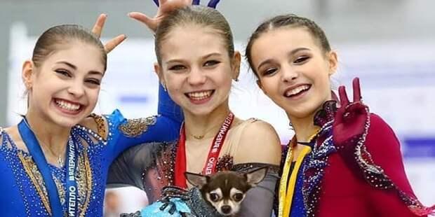 Косторная, Щербакова и Трусова представят РФ на чемпионате мира в марте