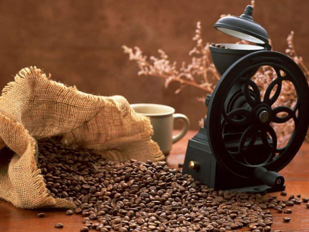 Кофе история, скандальные продукты, факты